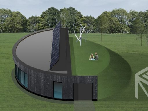 """A++ klasės namo projektas """"Saulės namas VII"""""""