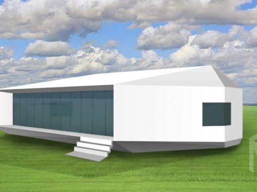 """A++ klasės namo projektas """"Saulės namas XII"""""""