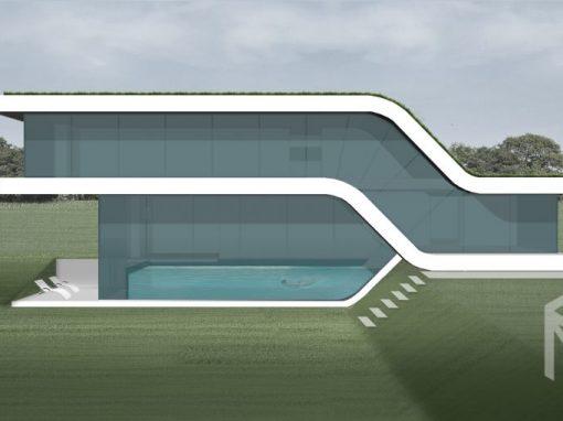 """A++ klasės namo projektas """"Saulės namas XIX"""""""