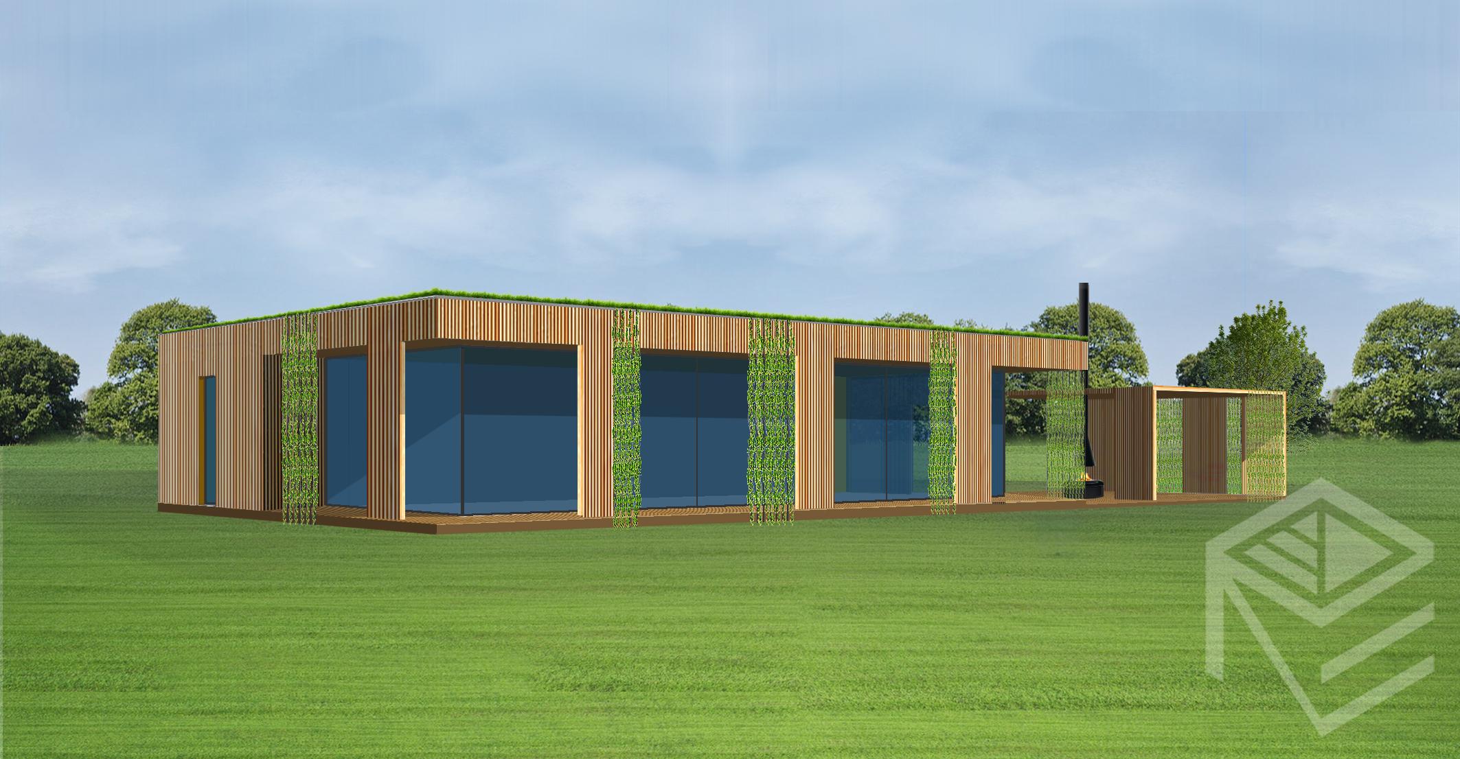Architekte Svajone Pociene namo projektas XVI 2