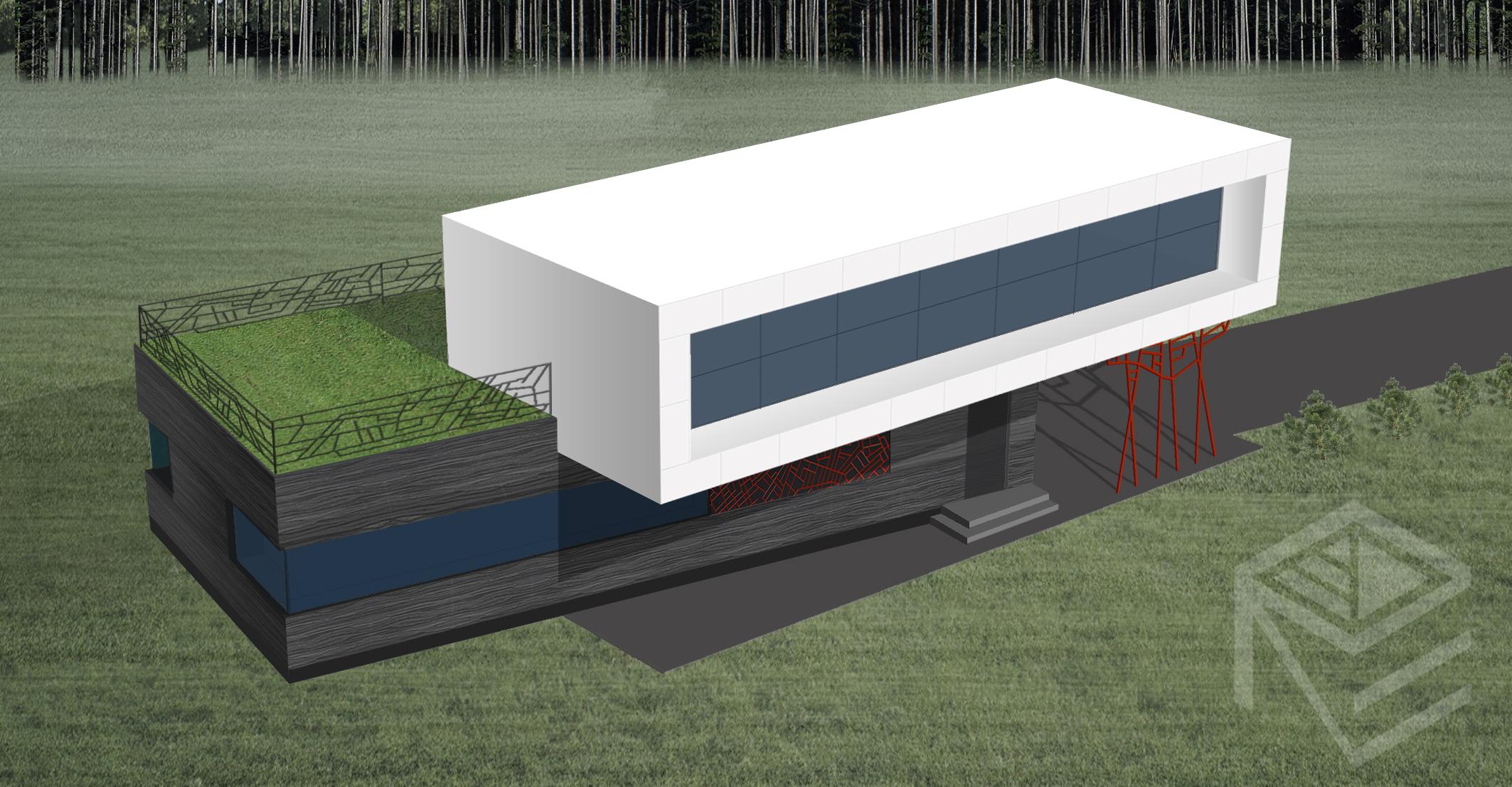Architekte Svajone Pociene namo projektas XX 3