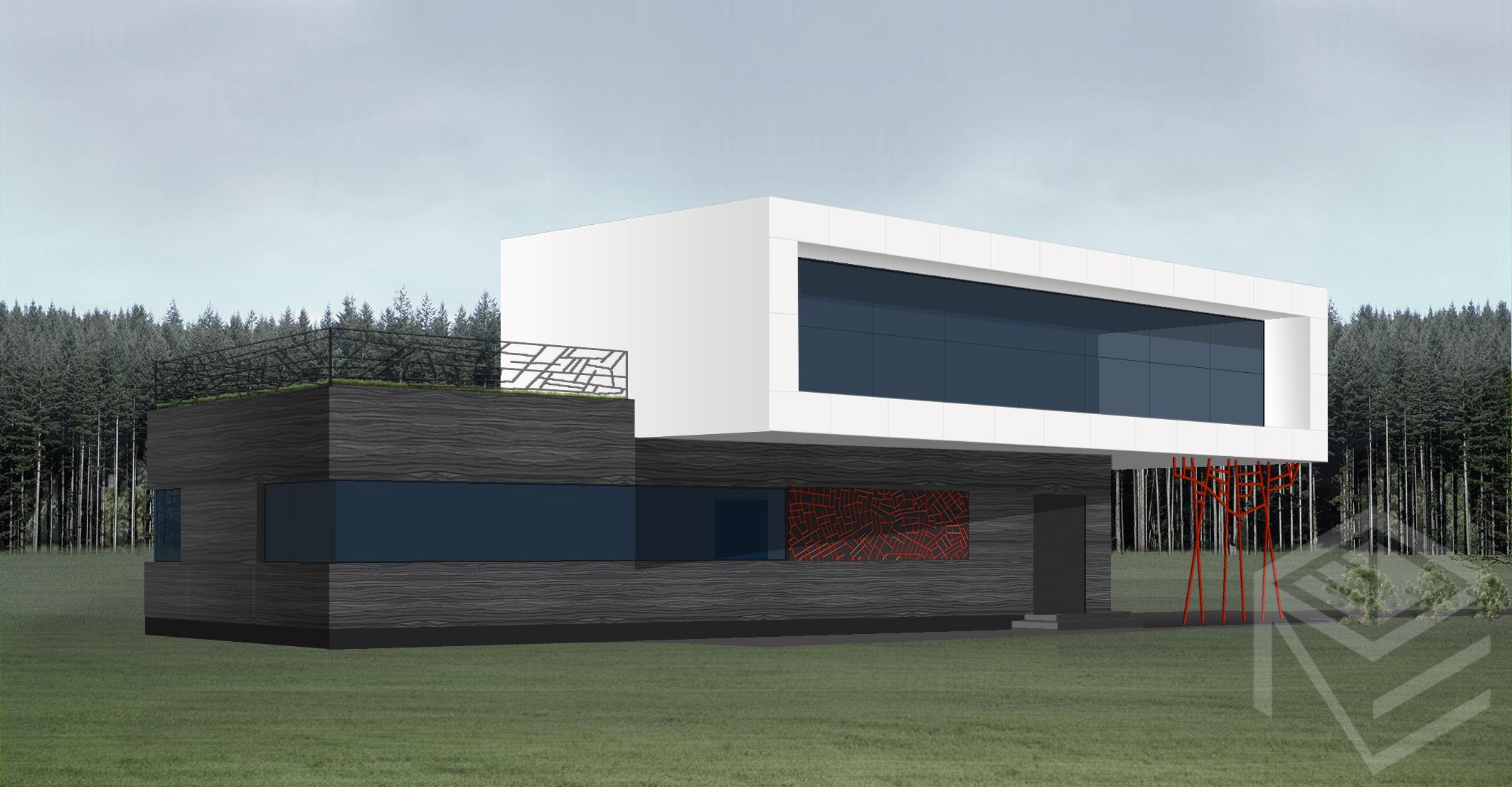 Architekte Svajone Pociene Saules namas XX