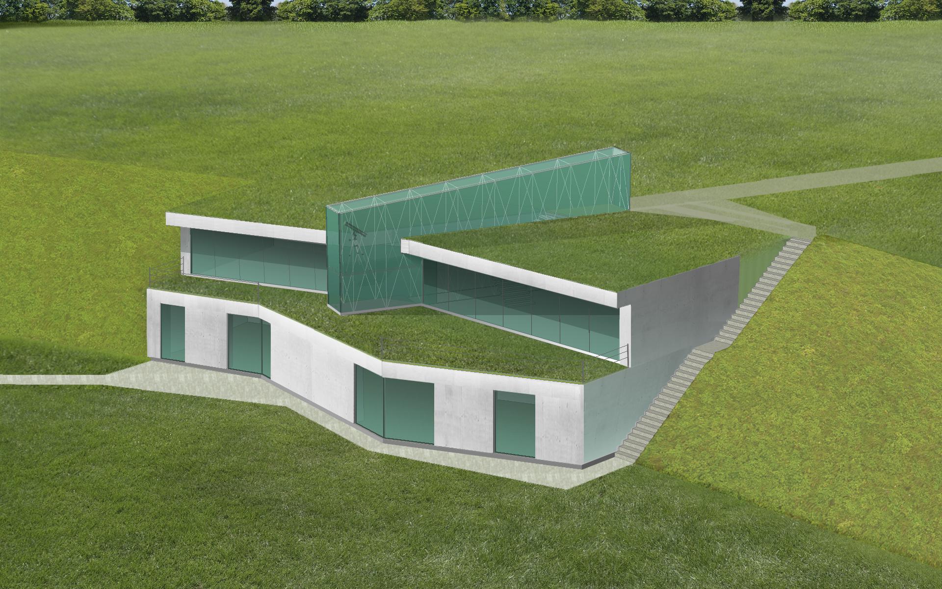 Architekte Svajone Pociene ekologisko namo projektas 1a