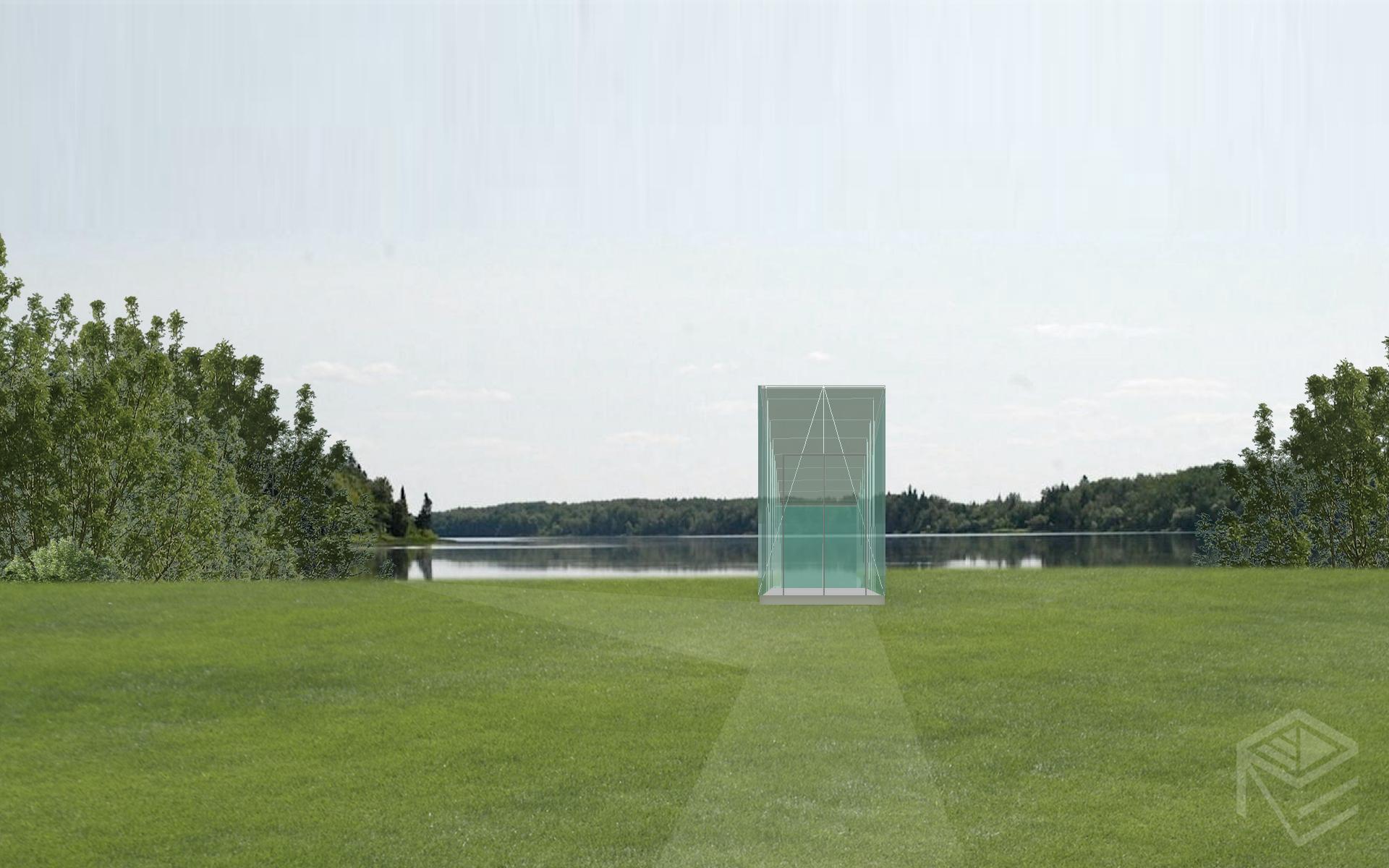 Architekte Svajone Pociene ekologisko namo projektas 1b